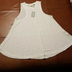 New white forever 21 1x top